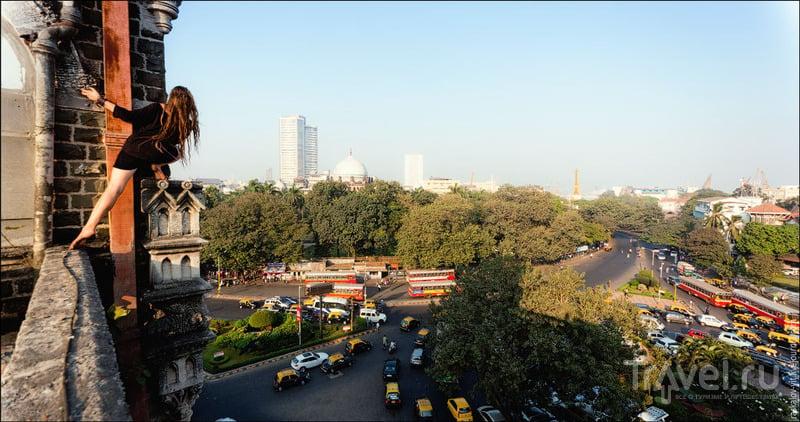 Urban Exploration 2013: Mumbai / Фото из Индии