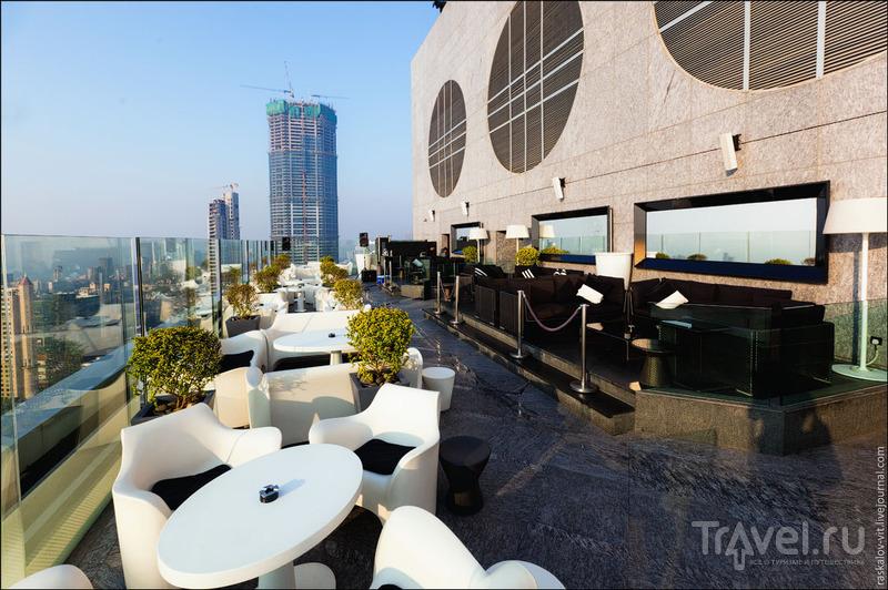 Гостиница FourSeasons в Мумбаи / Фото из Индии