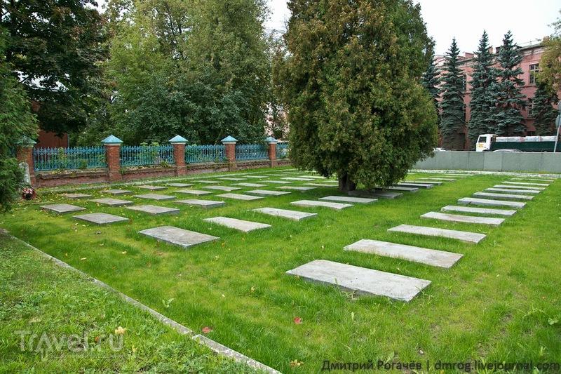 Мемориальный комплекс в Клину / Фото из России