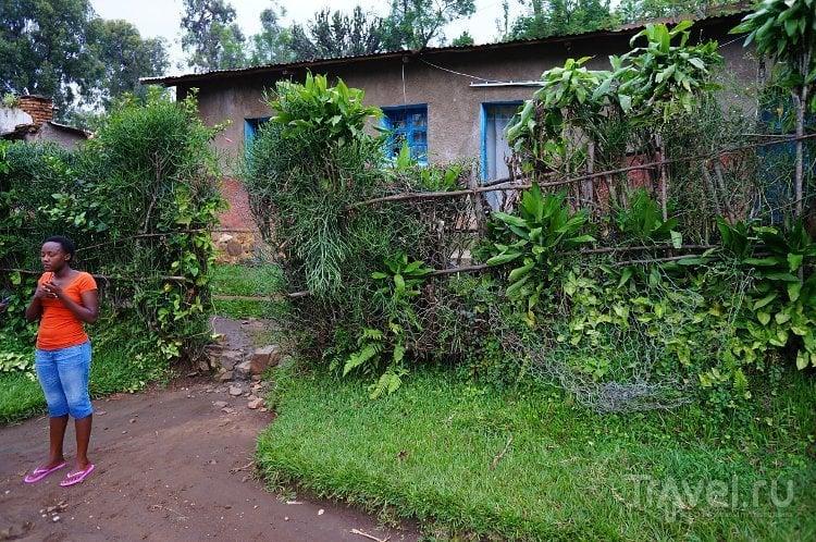Кибуйе / Фото из Руанды