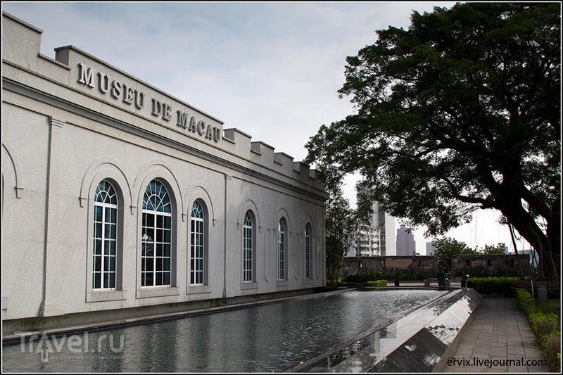 Краеведческий музей / Фото из Макао