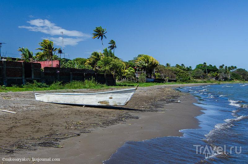 Озеро Никарагуа / Фото из Никарагуа
