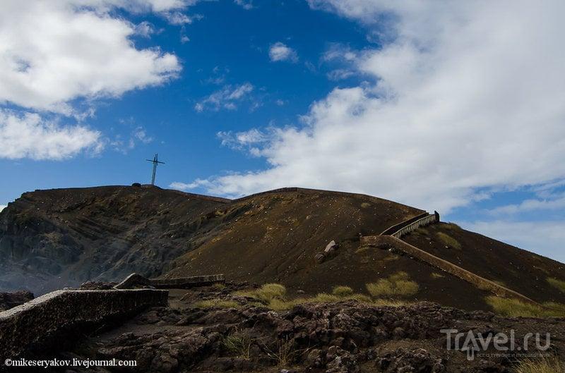 Вулкан Масая, Никарагуа / Фото из Никарагуа