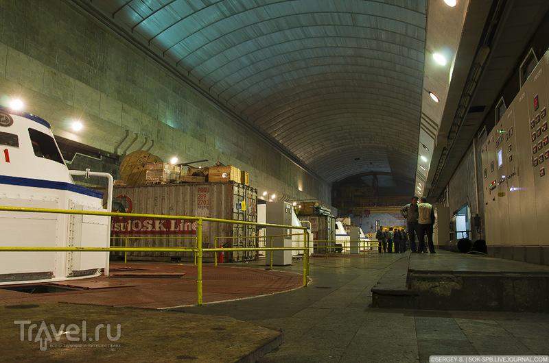 Ингурская гидроэлектростанция, Абхазия / Фото с Украины