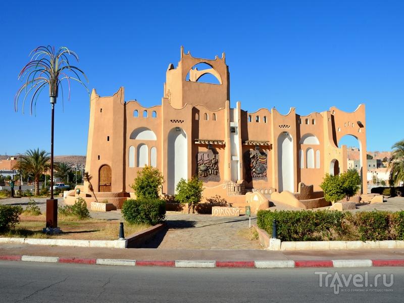 Мечеть в Гардае, Алжир / Фото из Алжира
