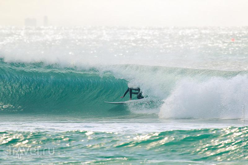Кулангатта. Волна Грин Маунт / Австралия