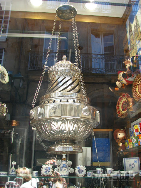 Santiago de Compostela / Испания