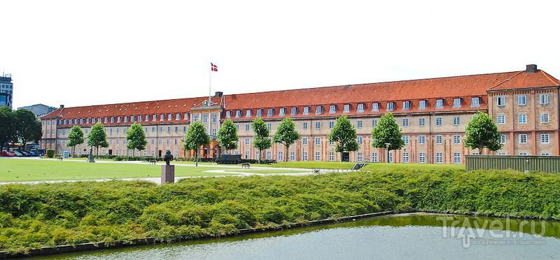 Замок Розенборг - кладовая датских королей / Фото из Дании