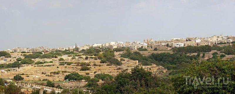 Церковь Св. Екатерины Александрийской в Зуррике, Мальта / Фото с Мальты