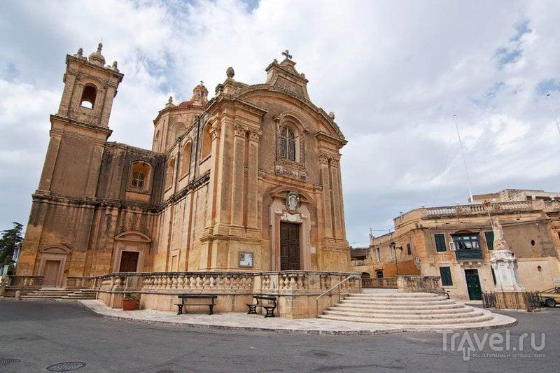 Церковь Богородицы в Зуррике, Мальта / Фото с Мальты