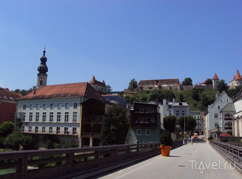 Мост между Германией и Австрией / Австрия