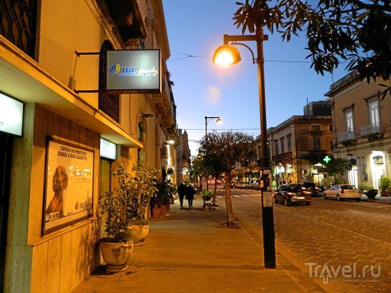 Corso Umberto I, Сиракузы / Фото из Италии