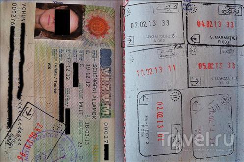 Особенности путешествий по Румынии и Болгарии с шенгенской визой / Болгария