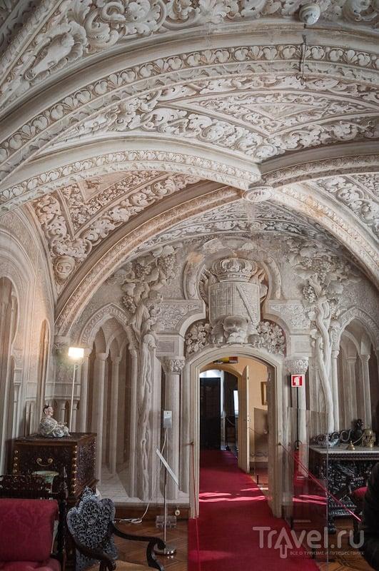 Дворец Пена, Синтра / Фото из Португалии