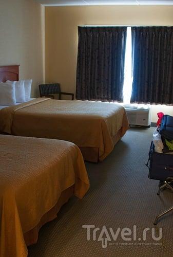 Отель Quality Hotel & Suites At The Fall / Фото из США