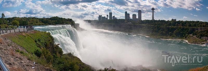 Американские Водопады / Фото из США