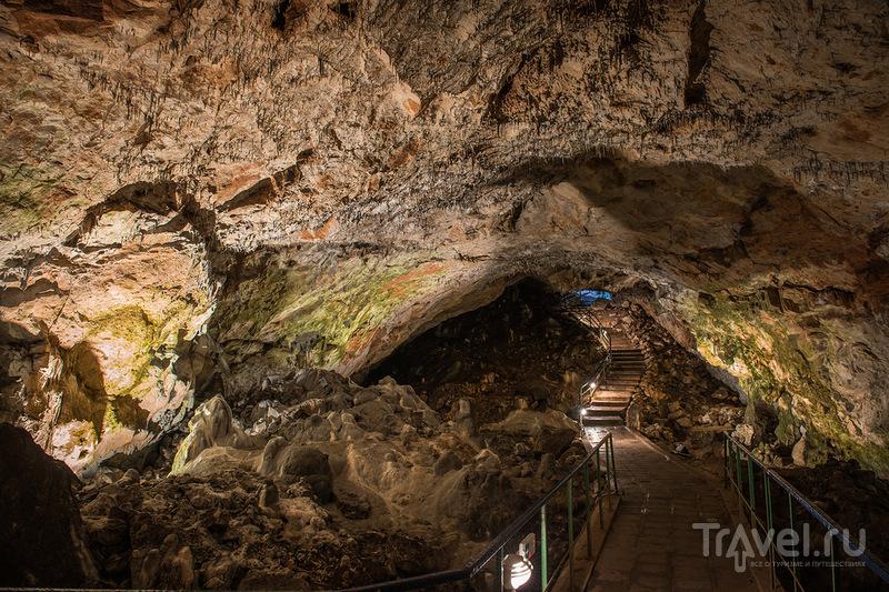 Пещера Сыева дыра / Фото из Болгарии