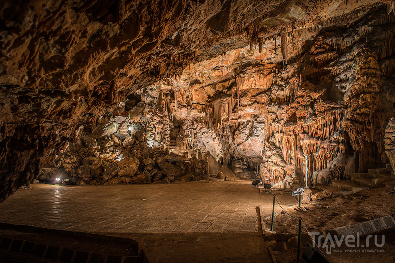 Болгария: Пещера Съева дупка / Фото из Болгарии