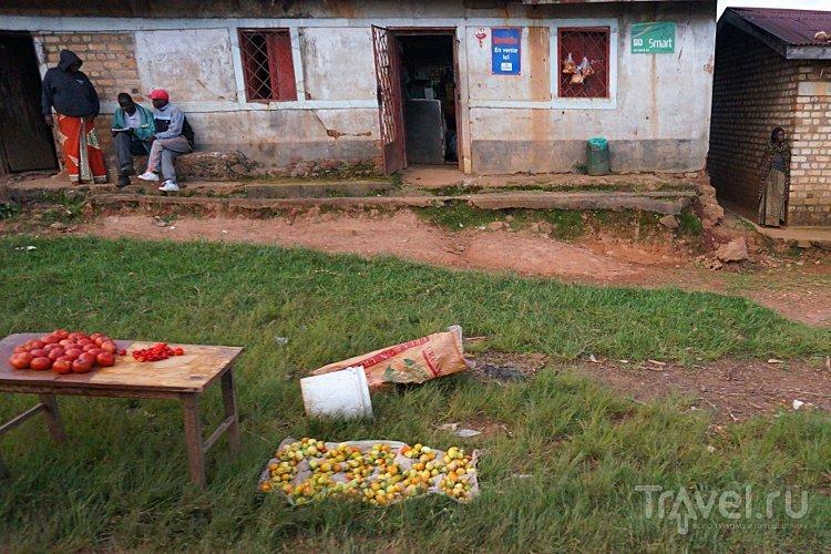 Негр под пальмой / Бурунди