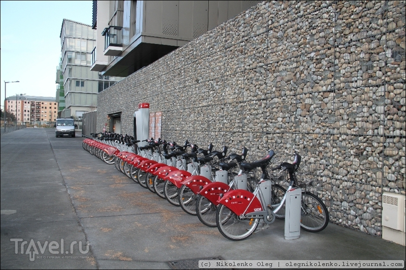 Системы велопроката Европы на примере Лиона (велошейринг) / Франция