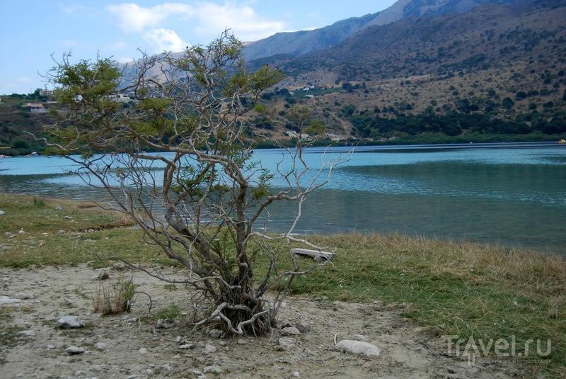 Озеро Курна, Ливийское море / Греция