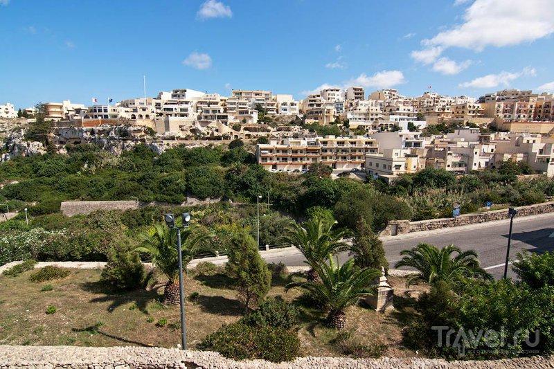 В городе Меллиха, Мальта / Фото с Мальты