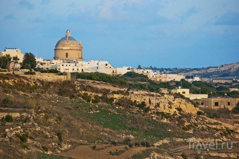 Город Мджарр, Мальта / Фото с Мальты