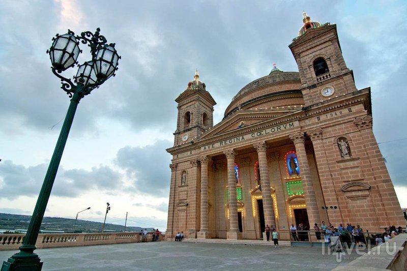 Церковь Богородицы в Мджарре, Мальта / Фото с Мальты