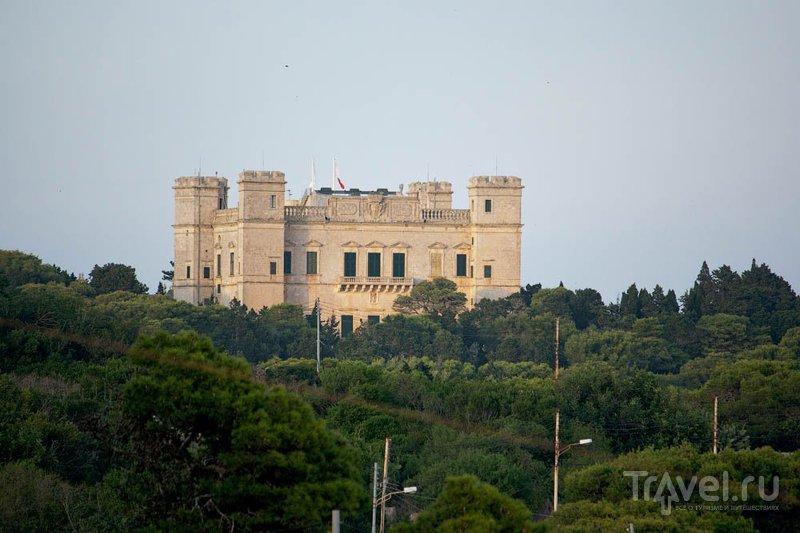 Дворец магистра Вилхена, Мальта / Фото с Мальты
