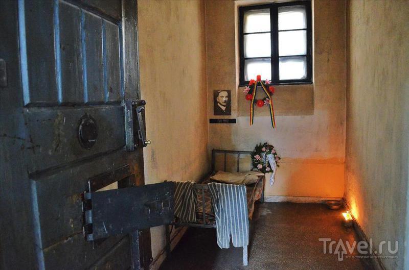 Сигетская тюрьма в Сигету-Мармацией / Фото из Румынии