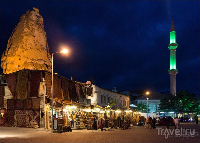 В городе Гёреме, Турция / Фото из Турции