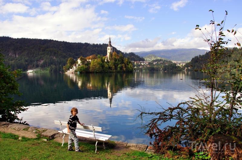Вокруг озера Блед за 24 часа / Фото из Словении