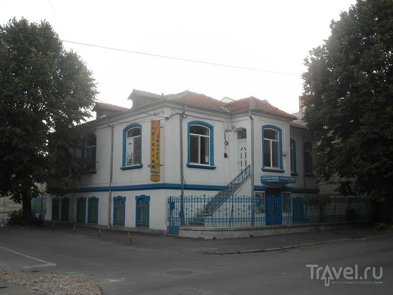 Румыния. Констанца: дыхание Востока / Румыния