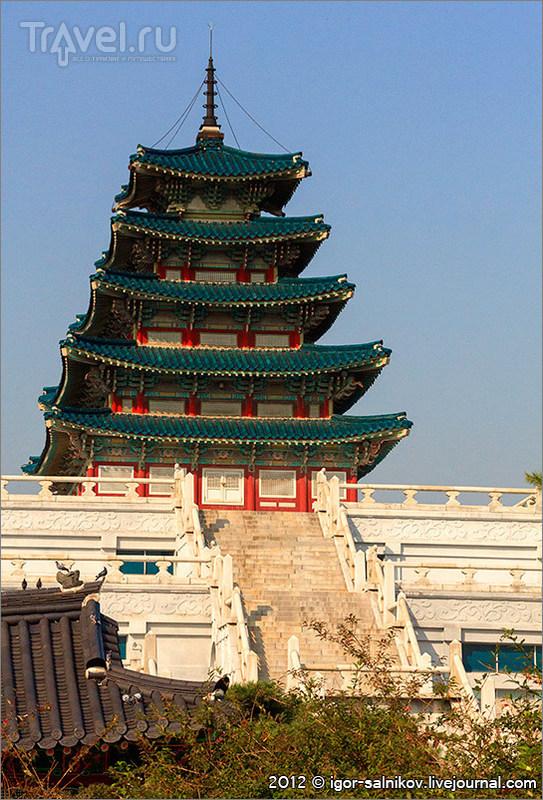 Национальный фольклорный музей в Сеуле, Южная Корея / Фото из Южной Кореи