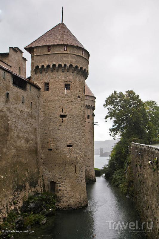 Шильонский замок / Швейцария