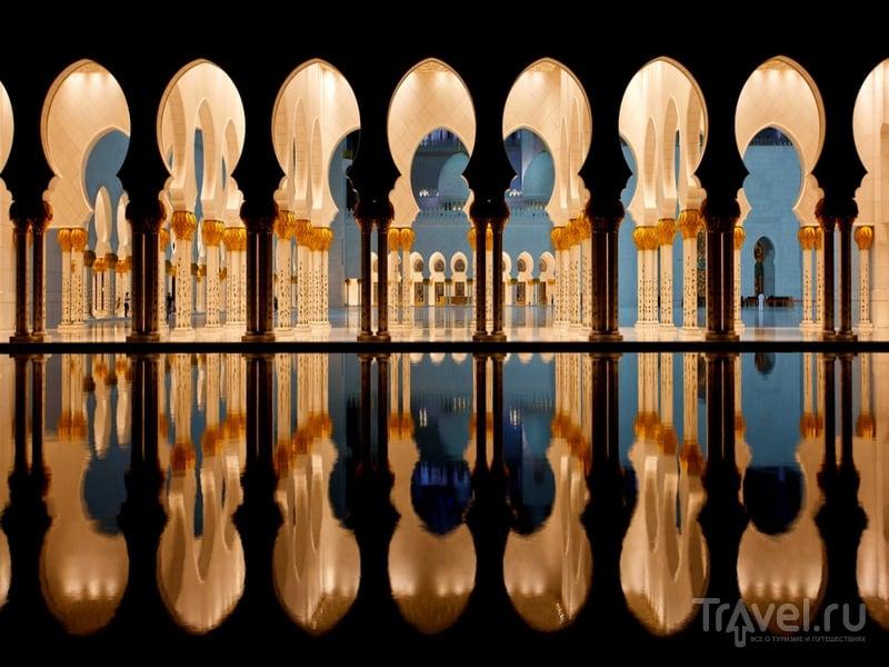 Строительство культового сооружения было завершено в 2007 году, Абу-Даби / ОАЭ