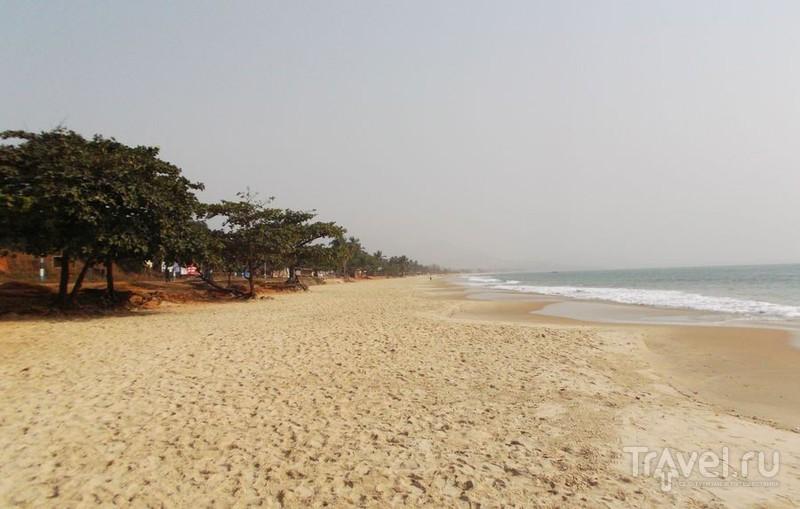 Афропробег без авто. Фритаун / Гамбия