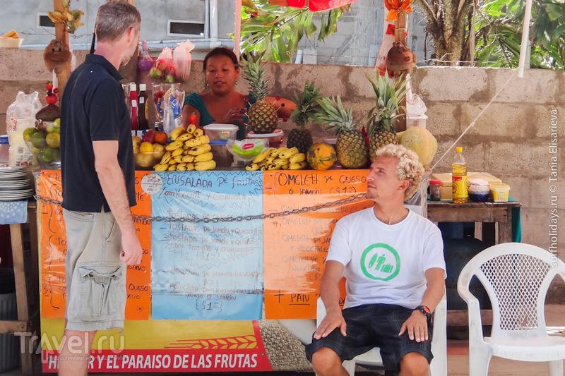 Монтанита - город и спот / Эквадор