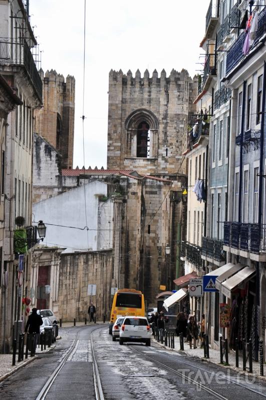 Лиссабонский собор / Фото из Португалии