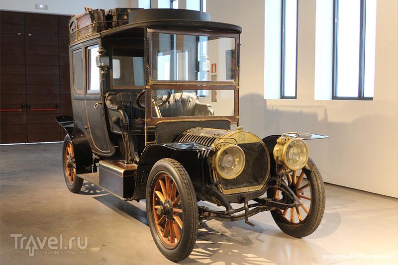 Автомобильный музей в Малаге / Испания