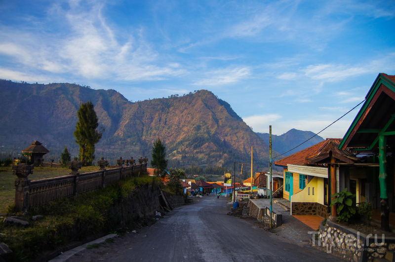 Индонезия: поездка на вулканы Бромо и Иджен / Фото из Индонезии