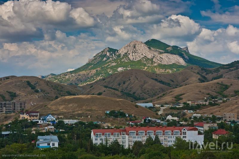 Вершины Эчкидаг, Украина / Фото с Украины