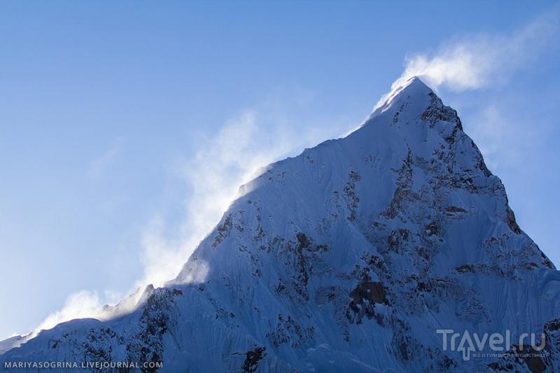 Восхождение на Кала-Паттар. Эверест-трек. Непал / Фото из Непала