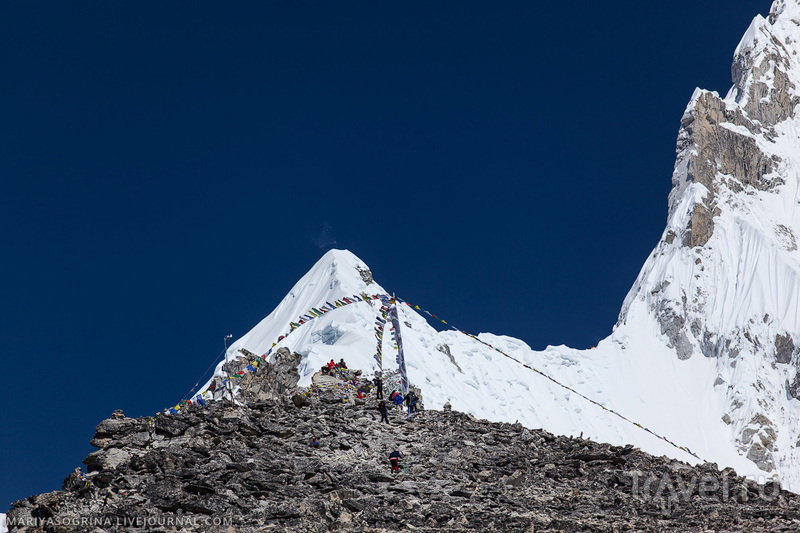 Вершина Ката-Паттара, Непал / Фото из Непала