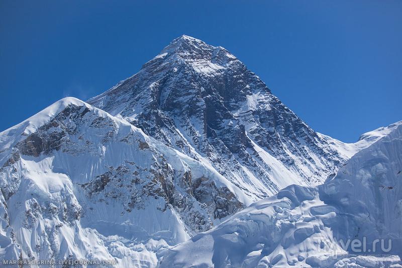 Эверест, Непал / Фото из Непала