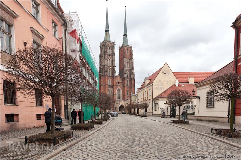 Собор Святого Иоанна Крестителя во Вроцлаве / Фото из Польши