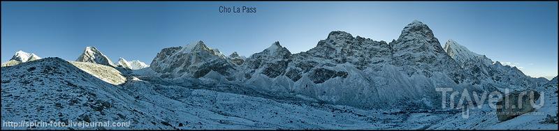 Перевал Чо-Ла / Фото из Непала