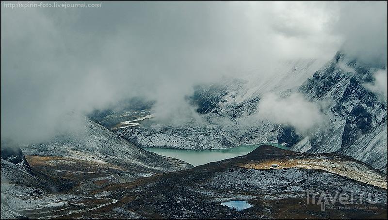 Озеро Чола-Тзцо / Фото из Непала