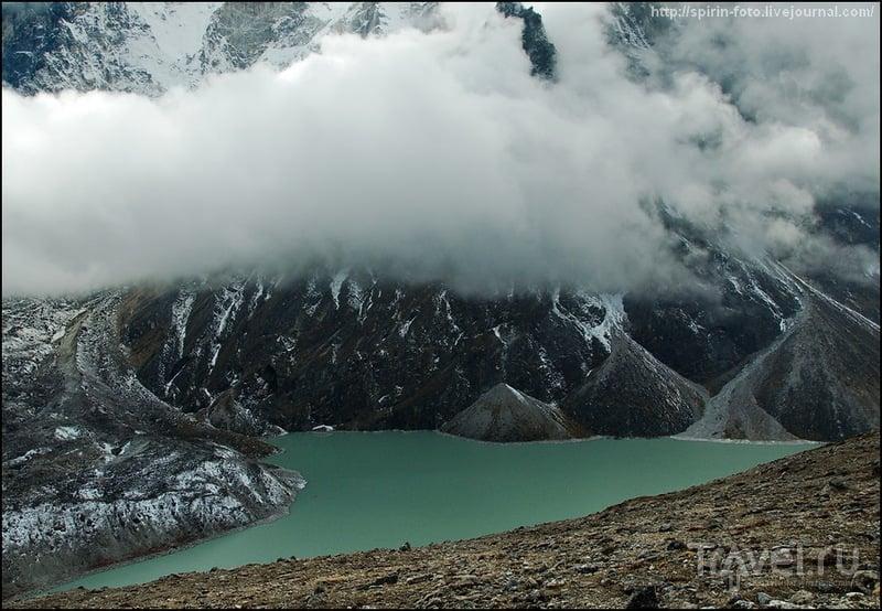 Базовый лагерь Эвереста и озера Гокио, перевалы Ренджо-Ла и Чо-Ла / Фото из Непала