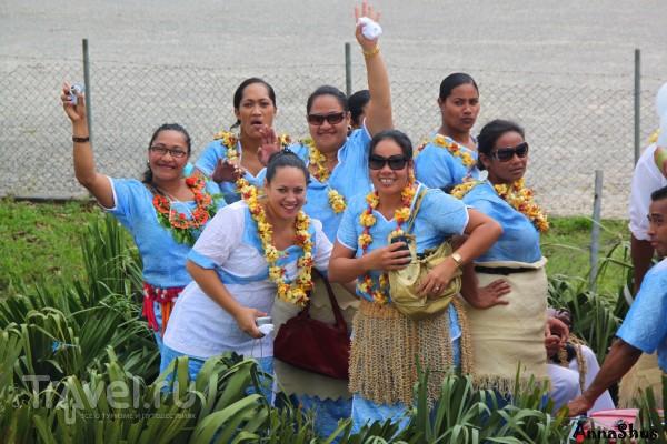 Королевство Тонга - Край света, где рождается солнце / Тонга